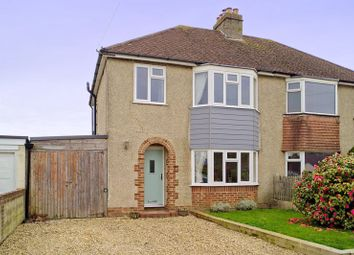 Thumbnail 3 bed semi-detached house for sale in Parklands Road, Chichester