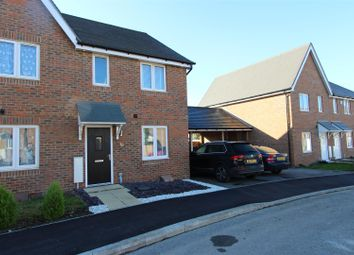 Thumbnail 3 bed end terrace house for sale in Buttercup Avenue, Minster On Sea, Sheerness