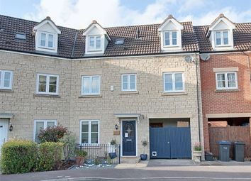 Thumbnail 4 bed terraced house for sale in Cavell Court, Trowbridge
