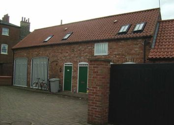 Thumbnail 1 bed terraced house to rent in Turnor Close, Wragby, Market Rasen