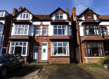Thumbnail 5 bed semi-detached house for sale in Alcester Road South, Birmingham, West Midlands