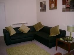 Thumbnail 2 bed flat to rent in Dorset Place, Edinburgh