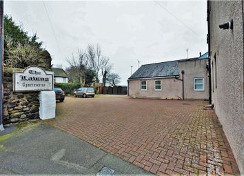 Thumbnail 2 bed flat for sale in Belle Isle Street, Workington
