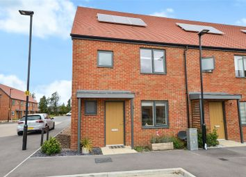 Thumbnail 3 bed end terrace house for sale in Gold Drive, St Leonards, Dorset