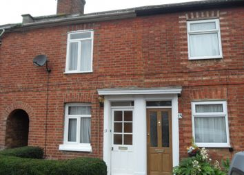 Thumbnail 2 bed terraced house to rent in Spring Gardens, Newport Pagnell