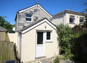 Thumbnail 1 bed semi-detached house for sale in Trewalder, Delabole