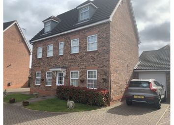 Thumbnail 5 bed detached house for sale in Ward Road, Clipstone