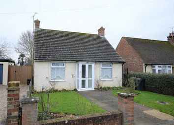 Thumbnail 2 bed detached bungalow for sale in Kingsnorth Road, Ashford, Kent