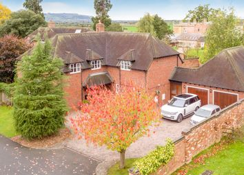 Thumbnail 5 bed detached house for sale in Abbey Manor Park, The Squires, Evesham