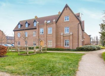 Thumbnail 2 bed flat for sale in Gatekeeper Walk, Little Paxton, St. Neots, Cambridgeshire