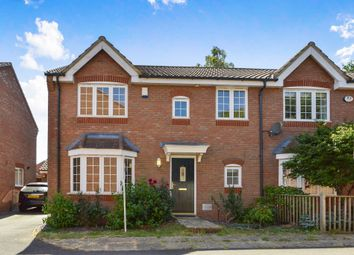 4 bed semi-detached house for sale in Clifton Moor, Oakhill, Milton Keynes MK5