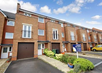 Thumbnail 4 bedroom terraced house for sale in Celsus Grove, Old Town, Swindon, Wiltshire