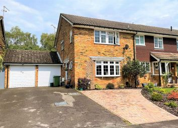 Thumbnail 3 bed end terrace house for sale in Marshwood Road, Lightwater, Surrey