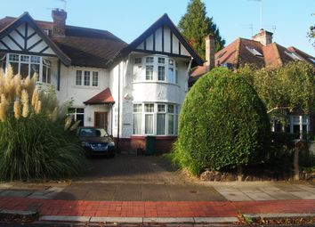 Thumbnail 2 bed flat to rent in Finchley Way, Finchley Central