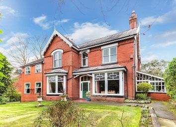 Thumbnail 5 bed detached house for sale in Park Lane, Congleton