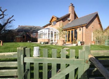 Thumbnail 4 bed detached house for sale in Chapel Fields, Arddleen, Llanymynech