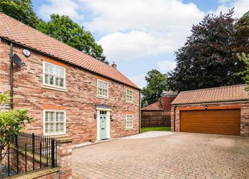 Thumbnail 4 bed detached house for sale in Orchard Lane, York