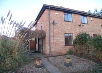 Thumbnail 2 bed semi-detached house to rent in Houghton Court, Oakwood, Derby