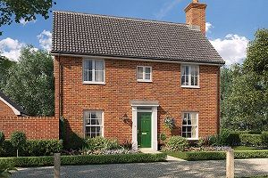 Thumbnail 4 bedroom detached house for sale in Cromer Road, Holt, Norfolk