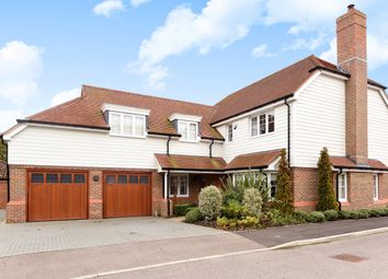 Thumbnail 5 bed detached house to rent in Firs Close, Horsham
