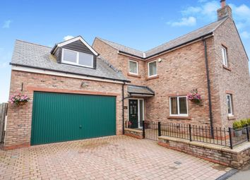 Thumbnail 4 bedroom detached house for sale in Wetheral, Carlisle