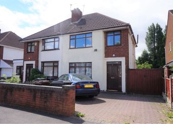 3 bed semi-detached house for sale in Romsey Road, Wolverhampton WV10