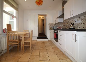 Thumbnail 4 bed terraced house to rent in Hermitage Road, London