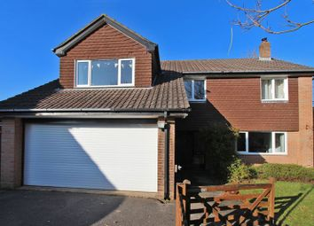 Thumbnail 4 bedroom detached house to rent in New Forest Drive, Brockenhurst
