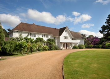 Thumbnail 8 bed detached house to rent in Ridgemount Road, Sunningdale, Berkshire