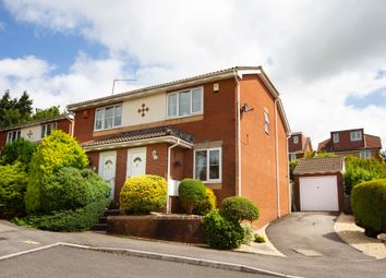 Thumbnail 2 bed semi-detached house for sale in Clos Nant Y Cwm, Pontprennau, Cardiff