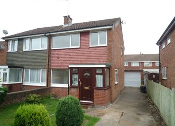 Thumbnail 3 bed property to rent in St. Dyfrig Close, Dinas Powys