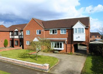 Thumbnail 5 bed detached house for sale in Barrowby Gate, Grantham