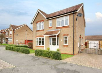 Thumbnail 4 bed detached house for sale in Riverbank Rise, Barton-Upon-Humber, North Lincs