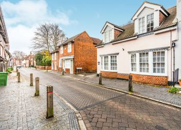 Thumbnail 3 bed semi-detached house to rent in Wriothesley Court, South Street, Titchfield
