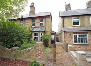 Thumbnail 2 bed semi-detached house to rent in The Causeway, Burwell