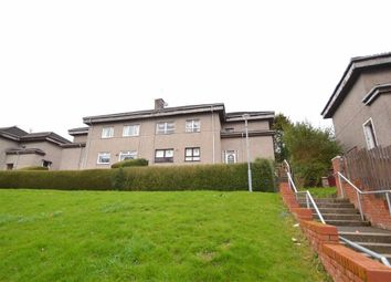Thumbnail 3 bed flat for sale in Bellrock Crescent, Glasgow