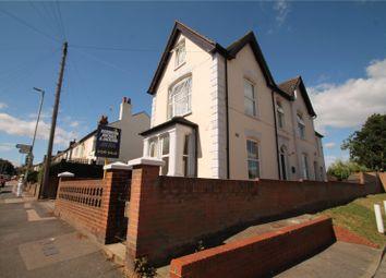 Thumbnail 1 bed flat for sale in Station Road, Rainham, Kent