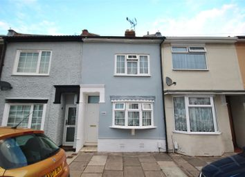 Thumbnail 2 bed terraced house for sale in Ranelagh Road, Portsmouth