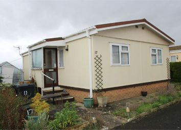 Thumbnail 2 bedroom mobile/park home for sale in Poplar Walk, Oaktree Park, Locking, Weston-Super-Mare, North Somerset