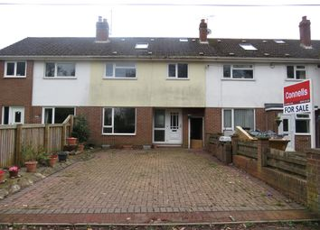 Thumbnail 3 bedroom terraced house for sale in Hatchland Road, Poltimore, Exeter