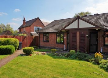 Thumbnail 2 bed bungalow for sale in Hardwick Court, Leicester