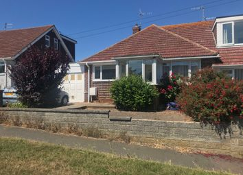 Thumbnail 3 bed bungalow for sale in Grassmere Avenue, Telscombe Cliffs