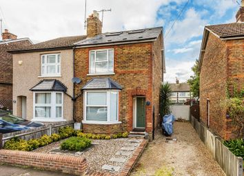 Thumbnail 4 bed semi-detached house to rent in Endsleigh Road, Merstham, Redhill