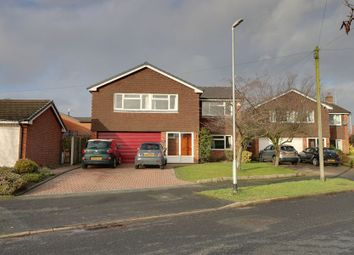 Thumbnail 4 bed detached house to rent in Park House Drive, Sandbach