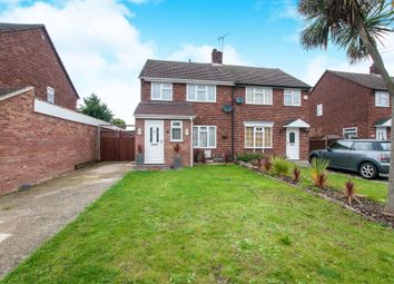 Thumbnail 3 bedroom semi-detached house for sale in Wethered Drive, Burnham, Slough