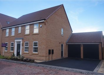 Thumbnail 4 bed detached house for sale in Magnolia Close, Beverley