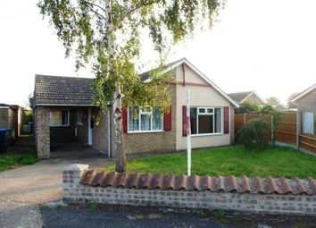 Thumbnail 4 bed detached bungalow to rent in Church View Crescent, Fiskerton, Lincoln
