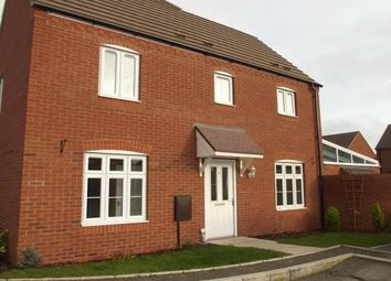 Thumbnail 3 bed property to rent in Hyacinth Close, Evesham