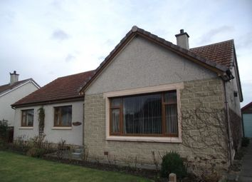 Thumbnail 3 bed detached bungalow to rent in Pinewood Road, Mosstodloch, Fochabers