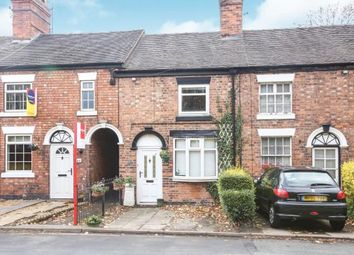 Thumbnail 3 bed terraced house for sale in Audlem Road, Nantwich, Cheshire